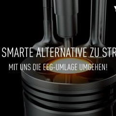 Die smarte alternative zu Strom